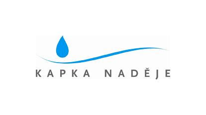 logo Kapka Naděje